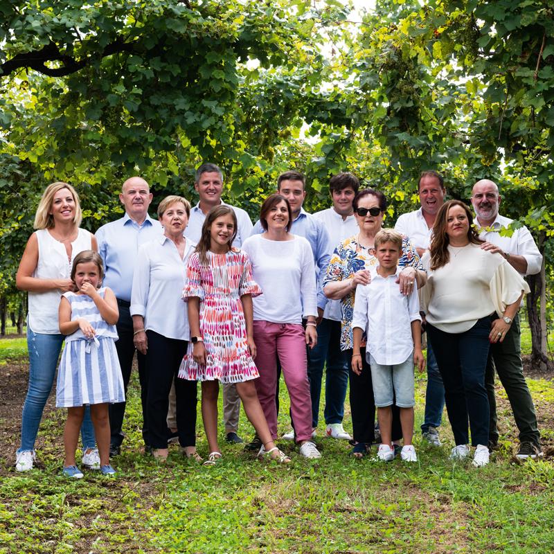 famiglia tenuta belcorvo