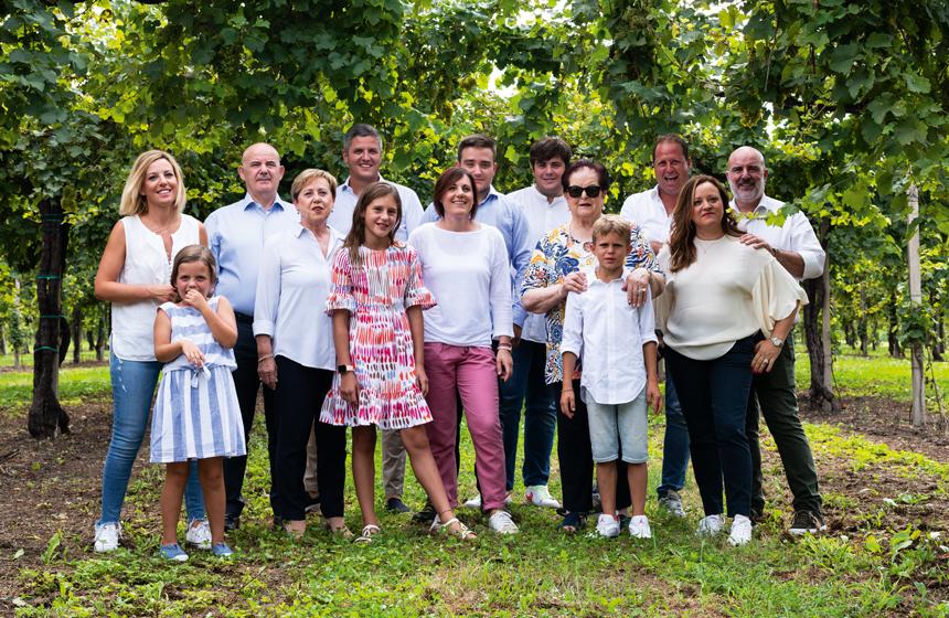 famiglia buffon